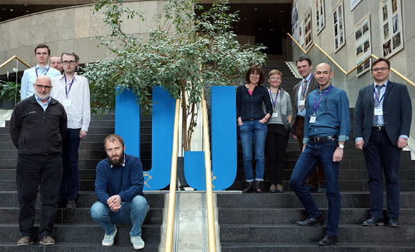 Polish group photo