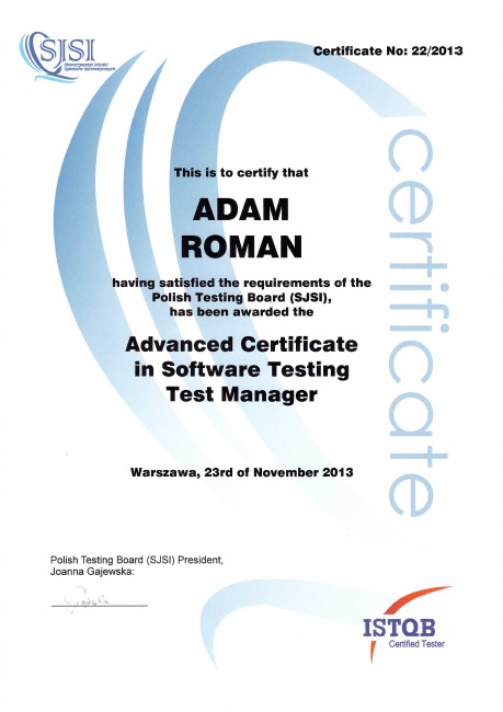Istqb Test Manager Book